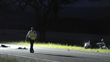 I wish I was the one who died': Motorcyclist sorry for fatal Royalla