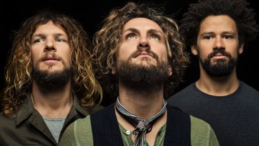 John Butler Trio are appearing at A Day on the Green in Rutherglen.