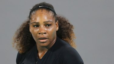 Serena Williams will be missing in 2018.