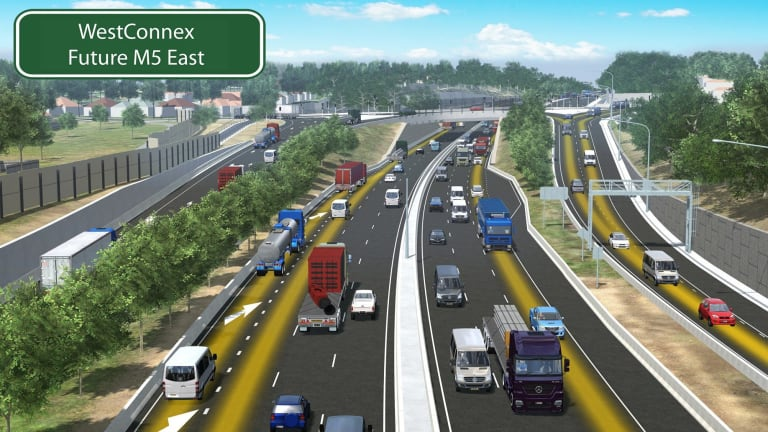 The cost of WestConnex has ballooned since a $10 billion project was proposed in 2012. The cost now sits closer to $17 billion.