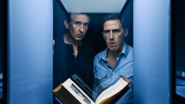 Steve Coogan and Rob Brydon in The Trip To Spain.