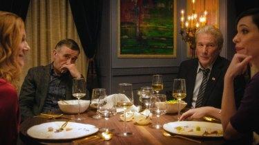 Oren Moverman's 'The Dinner' starring Steve Coogan, Laura Linney, Richard Gere and Rebecca Hall.