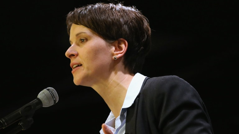 Frauke Petry, head of Alternativ fur Deutschland.