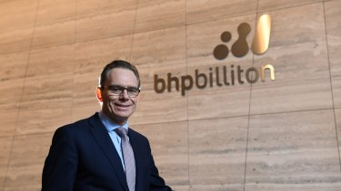 BHP chief executive Andrew Mackenzie has agreed to form a working group with chairman Ken MacKenzie.