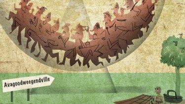 <i>Illustration: Michael Mucci</i>