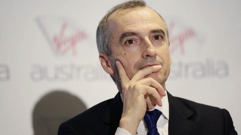 Virgin CEO John Borghetti has made clear that developing the freight operation is one of the final pieces of his strategy to reshape the airline.