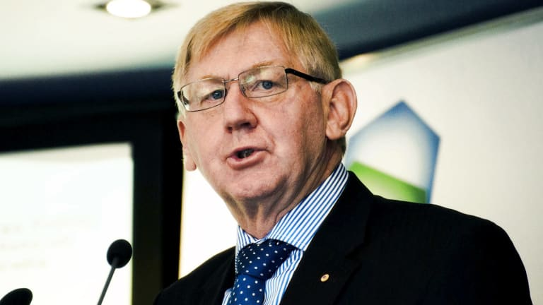Energy sector advocate, Martin Ferguson, a former Labor resources minister and ACTU boss.