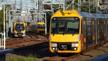 The Bankstown line creates a significant bottleneck for the existing rail network.