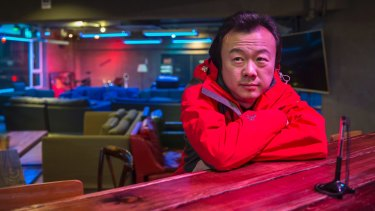 Co Founder Su Di at You+ in Beijing China on Monday 30 Oct. 2015. Photo: Qilai Shen/Bloomberg News