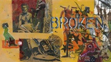 Peter Waples-Crowe's Broken, 2015.