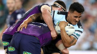 The NRL grand final between Melbourne Storm and Cronulla Sharks attracted a national television audience of 4.226 million at its peak.