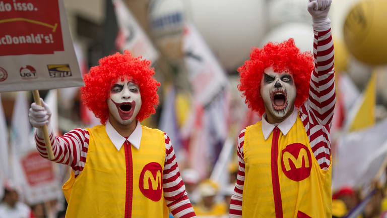Fairfax Media this month revealed McDonald's has been underpaying its Australian workers.