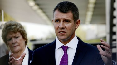 NSW Premier Mike Baird could attract strong buyer interest in any state power company sell-off.