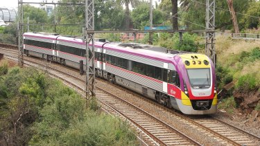 V/Line patronage has more than doubled in the last decade.