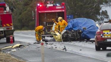 2016 - Victoria's grim road toll soars
