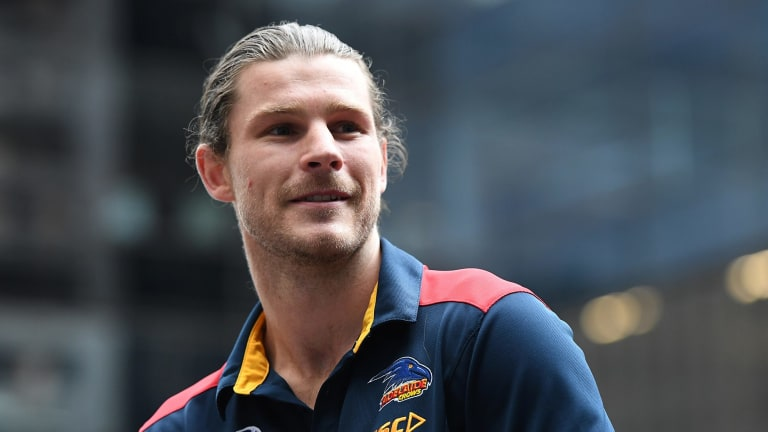 Bryce Gibbs may have switched to Adelaide earlier under new player-movement rules being considered.