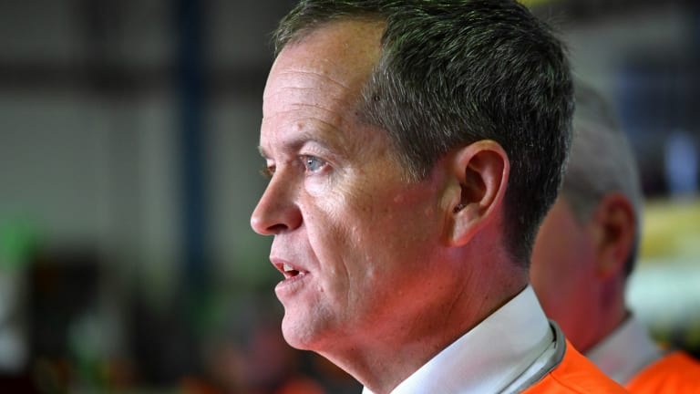 Opposition Leader Bill Shorten will announce a policy designed to force employers into more rigorous advertising to find and then train Australian workers before being able to recruit from abroad.