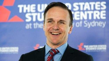 Simon Jackman, chief executive of US Studies Centre at Sydney University.