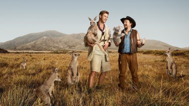 Crocodile Dundee tourism ad airs at Super Bowl in US