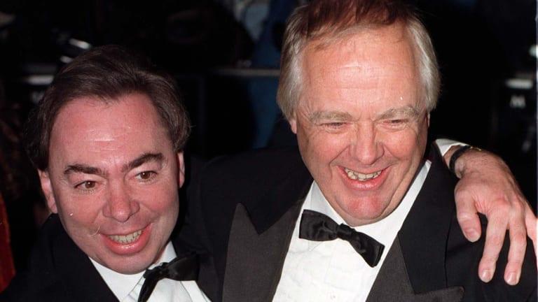 Andrew Lloyd Webber and Tim Rice.