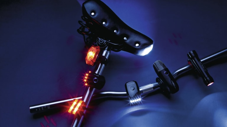 A foreign manufacturer began targeting Knog's cycling light distributors.
