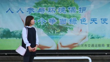 """There is """"a sense of hopelessness,"""" says Piao Zhihua."""