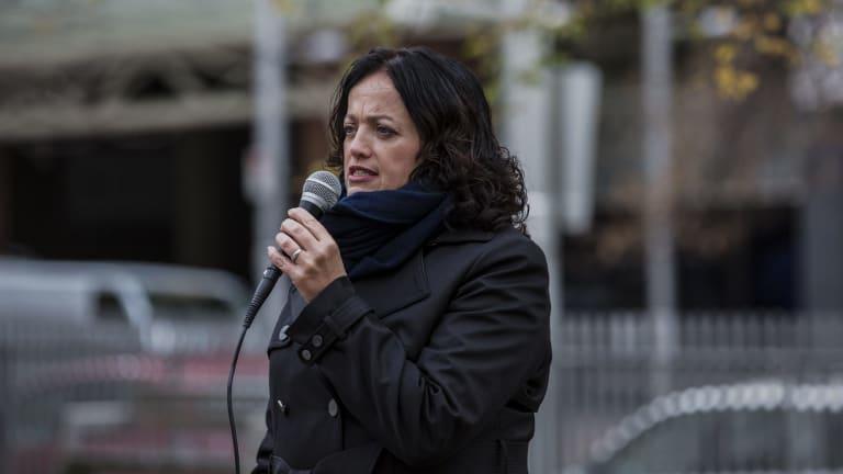 Unfair over-reach: CPSU national secretary Nadine Flood.
