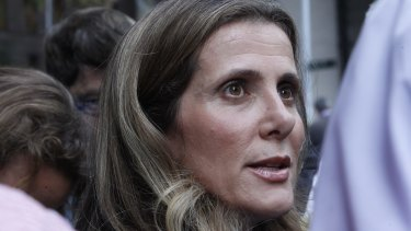 Kathy Jackson is being sued for $1.4 million by the union who used to employ her.