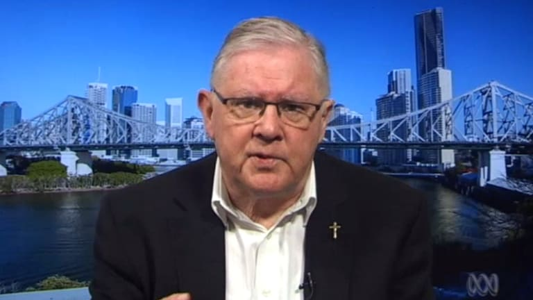 The question of marriage itself has been left to clergy, such as Brisbane Archbishop Mark Coleridge.