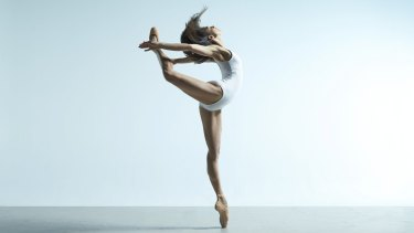 Robyn Hendricks from The Australian Ballet.