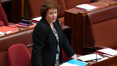 Labor senator Jacinta Collins said it should not be presumed all Labor MPs would support Dean Smith's bill being debated.