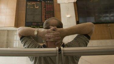 The sharemarket suffered its worst quarter since 2011.
