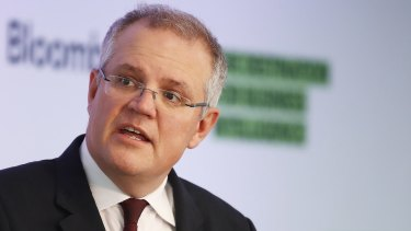 Federal Treasurer Scott Morrison issued a dire warning on federal finances last week.