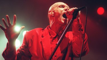 Peter Garrett and Midnight Oil will be back on stage this year.