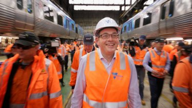 Premier Daniel Andrews is taking the state down a track with a proven dead end.