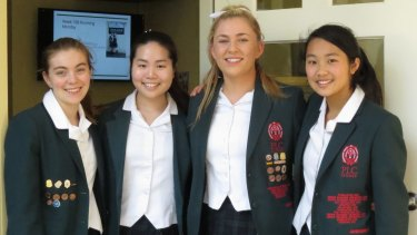 PLC Sydney students were part of a 12-strong Australian team at the 2018 World Individual Debating and Public Speaking Championships in South Africa.