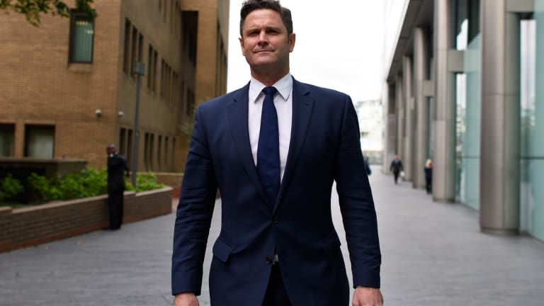 """He has made a mockery of the game of cricket, disrespected fans, disrespected the game"": Sasha Wass, QC on Chris Cairns [pictured]."