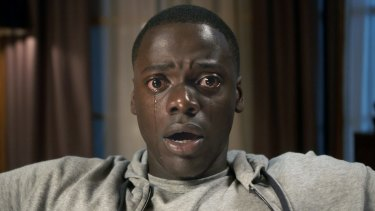 Scary movie: Get Out, an indie horror film starring a relatively unknown Brit, is looking like the film industry's saviour.