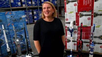 New Godfreys CEO fills retail vacuum which began when she was 12