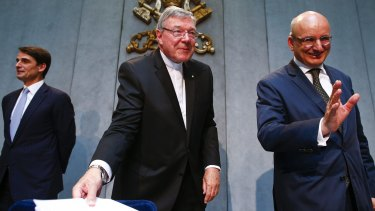 Appointed by Pope Francis to go through the Vatican's accounts, Cardinal George Pell is raising eyebrows.