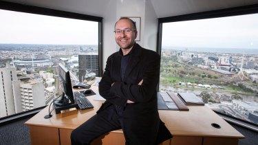 Alex Waislitz, part-owner of Centennial Property Group.
