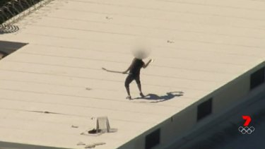 In August, two inmates climbed onto the roof of the Cobham centre and remained there for nine hours.