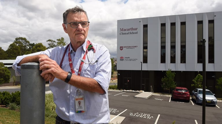 Dr Andrew McDonald, a paediatrician at Campbelltown Hospital, said Dr Hadiza Bawa-Garba's case is relevant to all doctors.