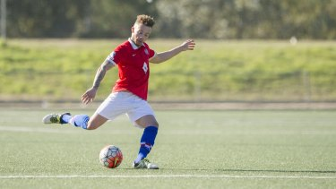 Capital Football NPL: Canberra FC advance to the decider