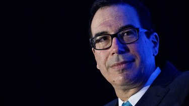 Steven Mnuchin, US Treasury Secretary, did not announce new sanctions after releasing the list of oligarchs.