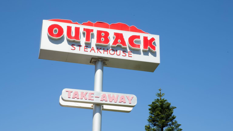 Outback Steakhouse in Fairy Meadow, Wollongong, where former employee Kiara Robinson says she was underpaid.
