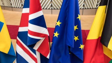 Australia must now envision trade with EU and the UK separately.