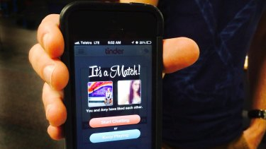 It's a break up: Tinder could be split from the rest of its sister companies.