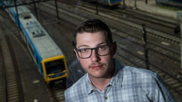 Ashley McKinnon who has struggled with a lack of transport to get to job interviews.