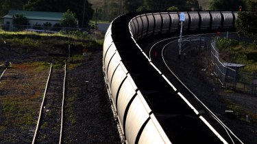 The chances of building a rail link to Adani's proposed coal mine just got a little fainter.